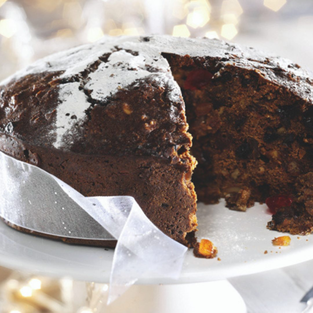 Classic Christmas Cake Recipe