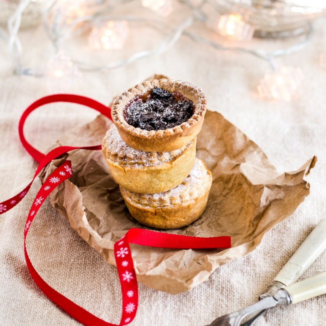 Apricot Mince Pies Recipe